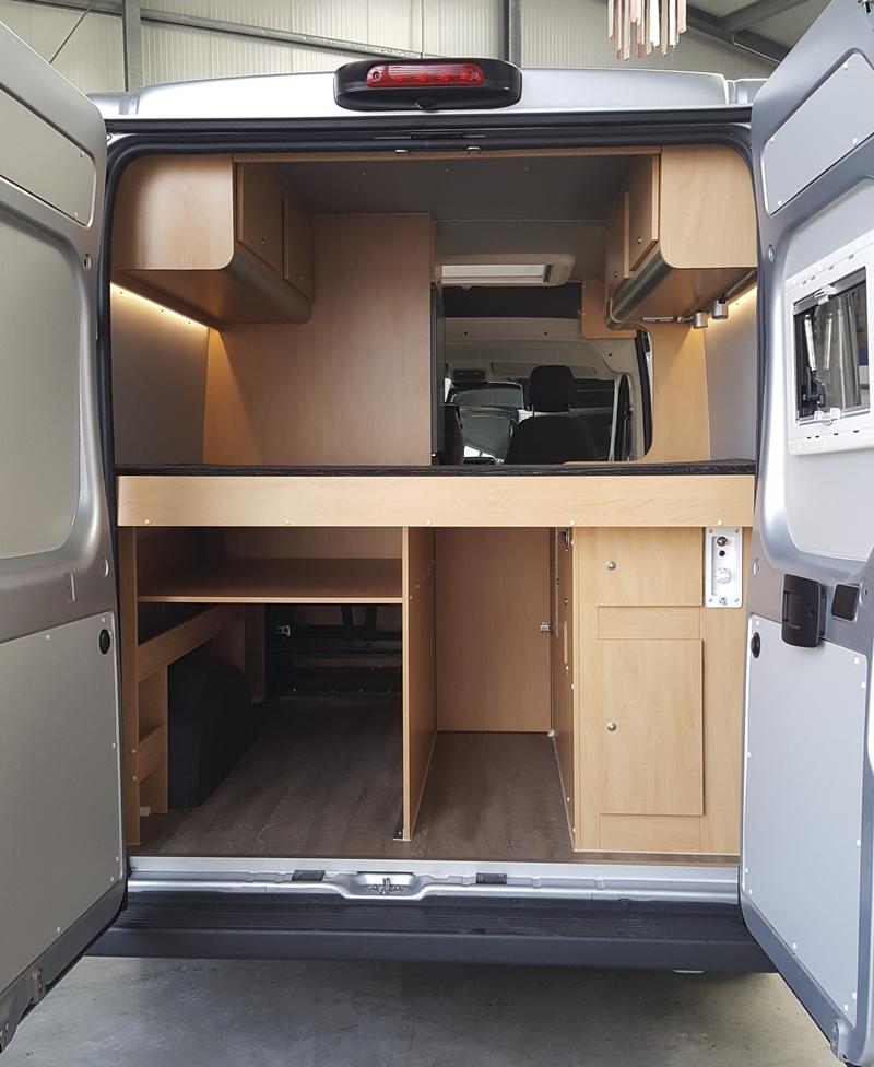 Citroen jumper mr hochdach sca 482 preiswerter for Fiat ducato camper ausbau